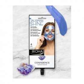 Maschera Viso Peel Off Blue Tanzanite Anti-blemish Iroha
