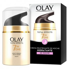 Crema Notte Antirughe Total Effects Olay (50 ml)