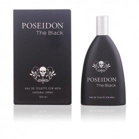 Profumo Uomo The Black Poseidon EDT