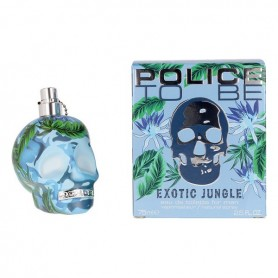 Profumo Uomo To Be Exotic Jungle Police EDT