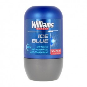 Deodorante Roll-on Ice Blue Williams (75 ml)