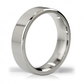 Anello Fallico in MetalloDuke Polished Steel Love Mystim
