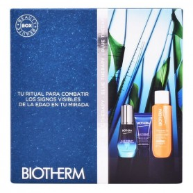 Cofanetto Cosmetica Donna Blue Therapy Eye Serum Biotherm (3 pcs)
