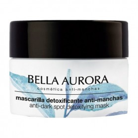 Maschera Viso Anti-dark Bella Aurora (75 ml)