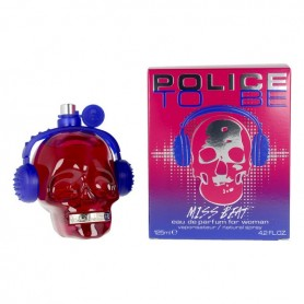 Profumo Donna To Be Miss Beat Police EDP (125 ml)