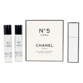 Profumo Donna Nº 5 Twist & Spray Refill Chanel EDT (3 x 7 ml)