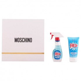 Cofanetto Profumo Donna Fresh Couture Moschino (2 pcs)