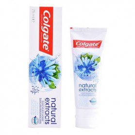 Dentifricio Sbiancante Natural Extracts Colgate (75 ml)
