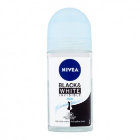 Deodorante Roll-on Men Black & White Active Nivea (50 ml)