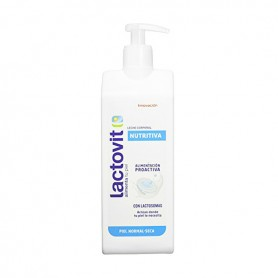 Body Milk Original Lactovit (400 ml)