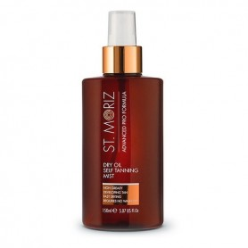 Autoabbronzante Advanced Pro Formula Dry St. Moriz (100 ml)