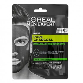 Maschera Viso Pure Charcoal L'Oreal Make Up