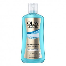 Tonico Viso Cleanse Frescor & Luminosidad Olay (200 ml)