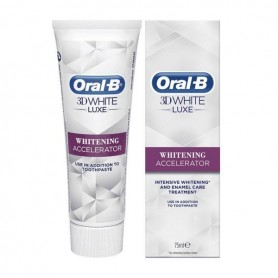 Acceleratore Sbiancante 3d White Luxe Oral-B (75 ml)