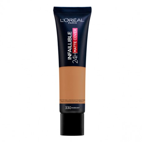 Base per Trucco Fluida Infaillible 24h Matte L'Oreal Make Up