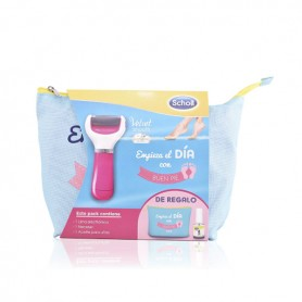Set dei Manicure Velvet Smooth Express Scholl (3 pcs)
