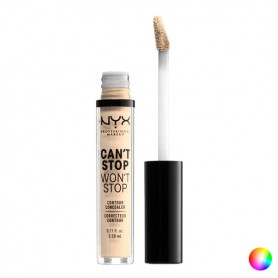 Correttore Viso Can't Stop Won't Stop NYX (3,5 ml)