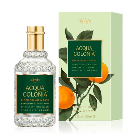 Profumo Unisex Acqua 4711 EDC Blood Orange & Basil