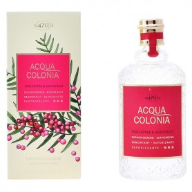 Profumo Unisex Acqua 4711 EDC Pink Pepper & Grapefruit
