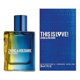 Profumo Uomo This is Love Zadig & Voltaire EDT (50 ml)