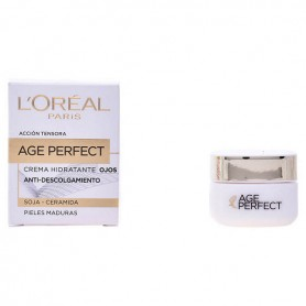 Trattamento Antietà per Contorno Occhi Age Perfect L'Oreal Make Up