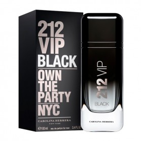 Profumo Uomo 212 Vip Black Carolina Herrera EDP (200 ml)