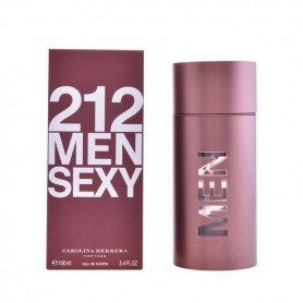 Profumo Uomo 212 Sexy Men Carolina Herrera EDT (100 ml)