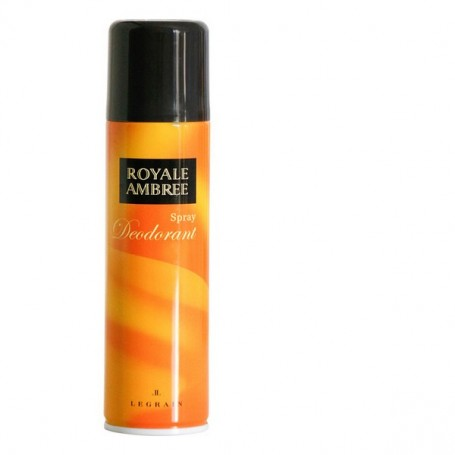 Deodorante Spray Legrain Royale Ambree (250 ml)