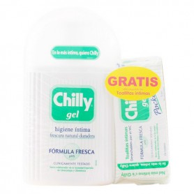 Gel Intimo Fresh Chilly (2 pcs)