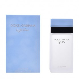 Profumo Donna Light Blue Pour Femme Dolce & Gabbana EDT (200 ml)