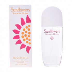 Profumo Donna Sunflowers Summer Bloom Elizabeth Arden EDT (100 ml)