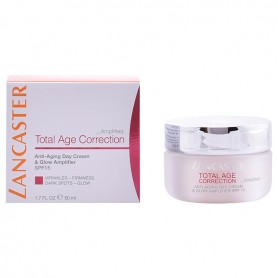Crema Antietà Giorno Total Age Correction Lancaster Spf 15 (50 ml)