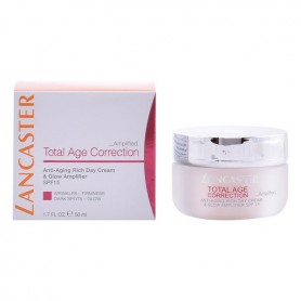 Crema Antietà Giorno Total Age Correction Rich Lancaster Spf 15 (50 ml)