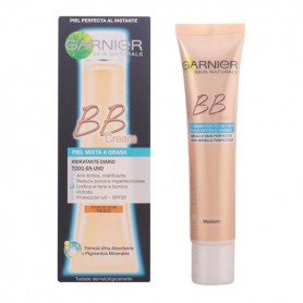 Crema Idratante con Colore Skin Naturals Bb Cream Garnier (50 ml)
