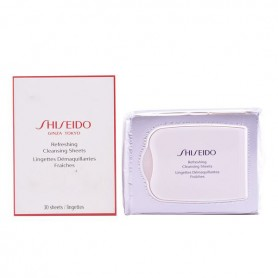 Salviette Struccanti The Essentials Shiseido